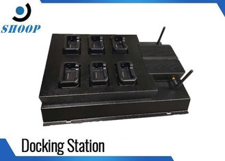 6 Units 300Mbps 60W 2.42GHz Portable Camera Docking Station